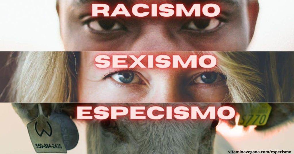Especismo Racismo Sexismo Explicación Gráfica
