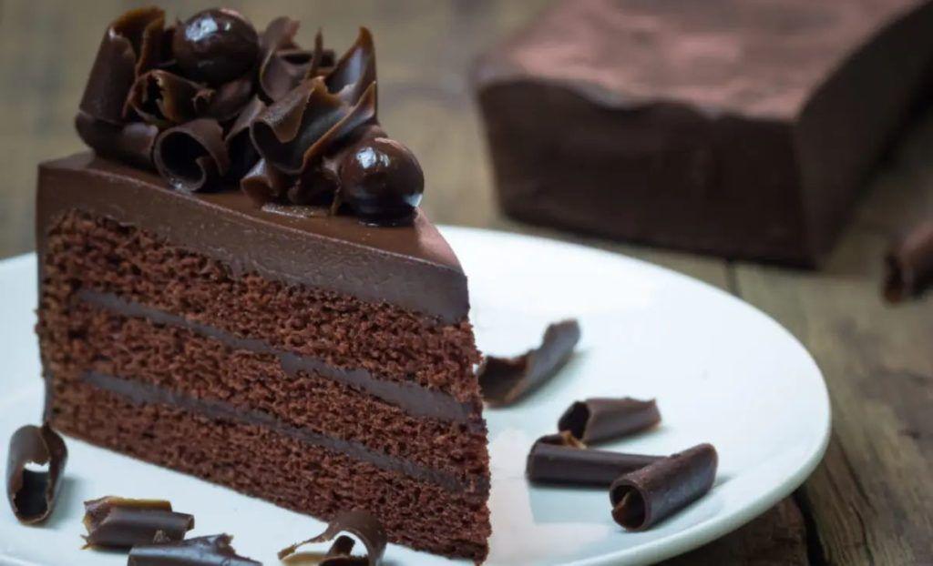 como sustituir el huevo _ Bizcocho de chocolate vegano